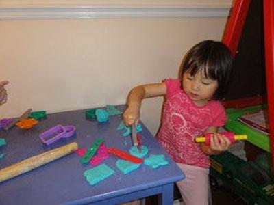 给孩子玩橡皮泥的各种好处