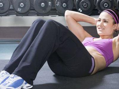 教你几种意想不到的腹部减肥方法