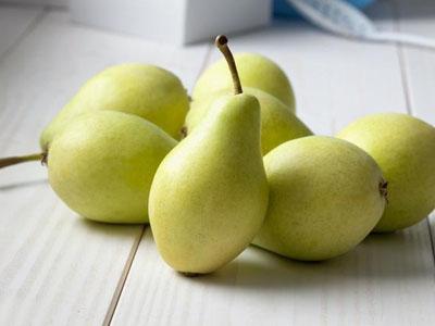 偶尔吃梨身体会有这7个改善