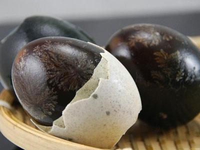 常吃松花蛋会不会致癌?