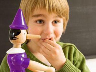 孩子说谎的原因及相应的解决办法
