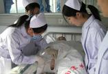 临床实践护士练习女性导尿