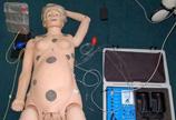模特人模拟真人分娩实况记录
